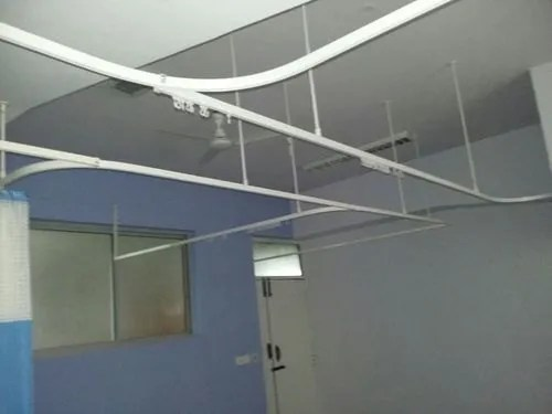 cubicle curtain track