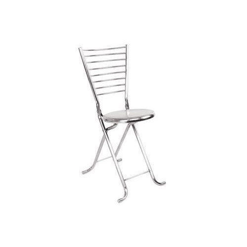 chair steel folding wicker baby shower stainless at rs 1000 piece ss