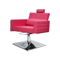 pink salon styling chair metal legs uk manufacturer from nashik