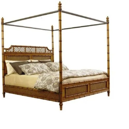 Sheesham Wooden Modern Bed 7 Carving Four 4 Post Bed Size Queen Rs 51000 Piece Id 21916533788