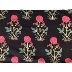 cotton curtain fabric at best price in