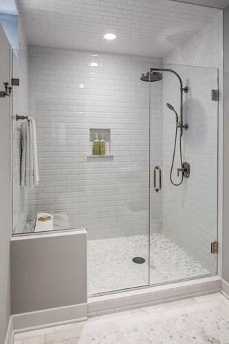 Plain Shower Glass Partition Rs 15500 Unit Arrzon Glaz World Id 11119232248