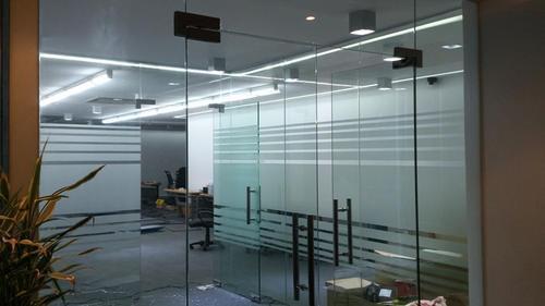Glass Partition  Sound Proof Glass Partition Manufacturer