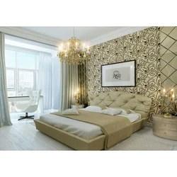 Bedroom 3d Wallpaper Size 120 X 80 Inch Rs 4200 Roll Vijay Trading Company Id 16454588533