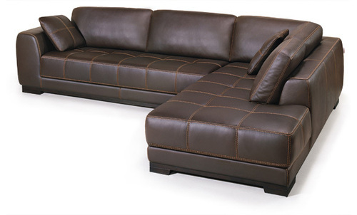 NG L Shaped Leather Sofa Set Rs 24500 set NG Furniture  ID 16203459797