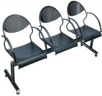 Waiting chair - Three Seater Visitor Chair Manufacturer ...