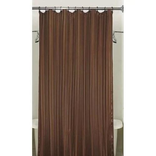 pvc plastic shower curtains