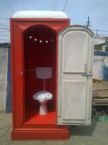 FRP Toilet Modules  FRP Bio Toilets Manufacturer from Pune