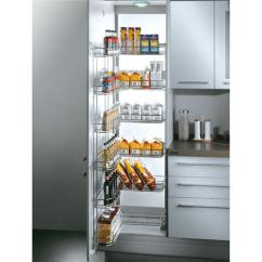Kitchen Pantries Small Island Modular Pantry Unit At Rs 10000 Piece Pull Out