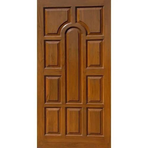 Swing Wood Sagwan Wooden Front Door Design Interior Rs 550 Square Feet Id 21859613630