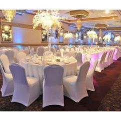 Cotton Wedding Chair Covers To Buy High Back Upholstered Dining Chairs Plain White Cover At Rs 150 Piece Shaadi Ki Kursi