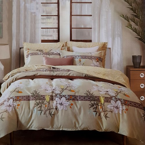 florida ac comforter with king size bed sheet 2 pillow covers set of 4 pcs