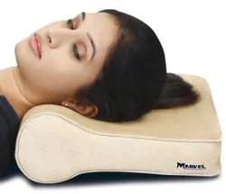 cervical pillow puff foam