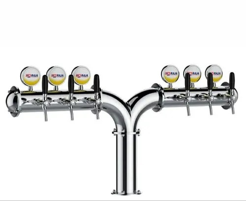 Manufacturer of Beer Tower & Bar Accessories by Raja