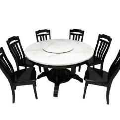 Round Kitchen Table For 6 Accessories Store Wooden Seater Dining Sets Rs 104181 Piece Mobel
