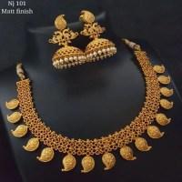 Wedding Necklace Set at Rs 3000 /set | Necklace Set - R J ...