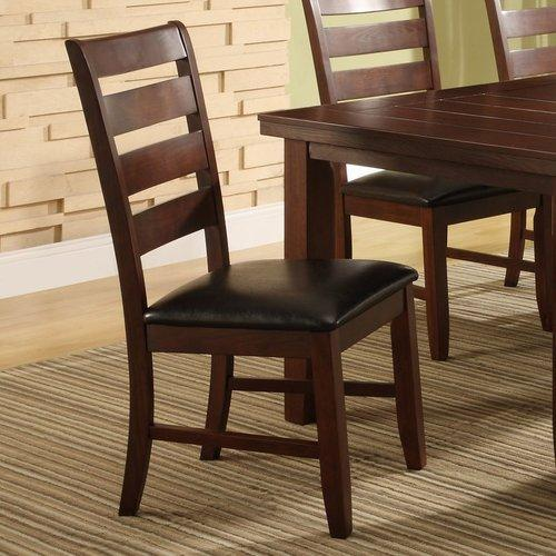 wooden restaurant chairs folding table and for toddler coffee color rexine modern rs 3000