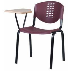steel chair price in chennai covers hire plymouth educational furniture plastic molded writing pad