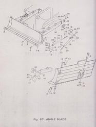 Motor Grader Dozer Blade Manufacturers, Suppliers & Exporters