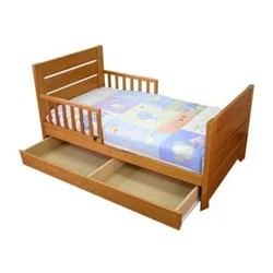 Children Wooden Bed