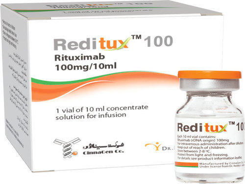Pharmaceutical Injections - Rituximab Injection 100mg/ 10 ...
