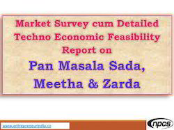 Food Processing Project Reports - Dairy Project Reports Service ...