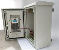 Rack Om IP55 Outdoor Cabinets with Heat Exchanger Cooling ...