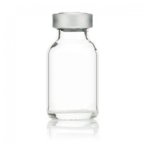 10ml sterile glass vial