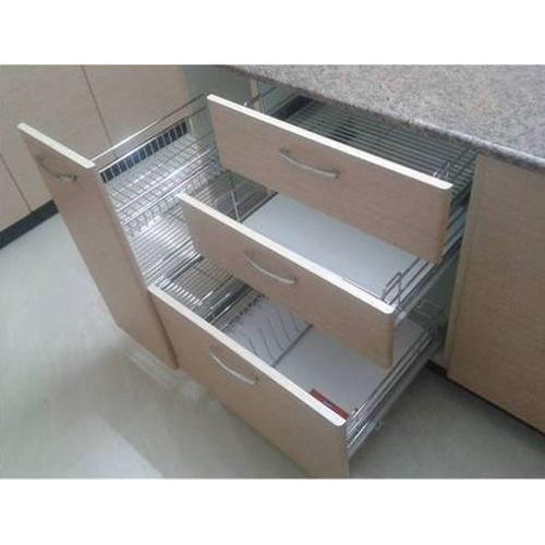 kitchen basket stainless steel backsplash modular म ड य लर क चन ब स ट