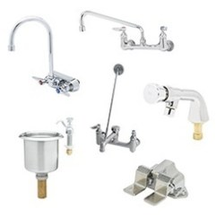 Heavy Duty Kitchen Faucet Small Lamps For Counters T S Commercial Faucets At Rs 3500 Number