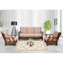 Modern Wooden Sofa Set Designs For Living Room Acme Furniture Thelma Gray Polished Sectional Sleeper And Ottoman Lakdi Ka व डन स फ ट