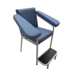 Blood Draw Chair Revolving Office Size 1 5 Feet Rs 4900 Piece Kairali Surgicals