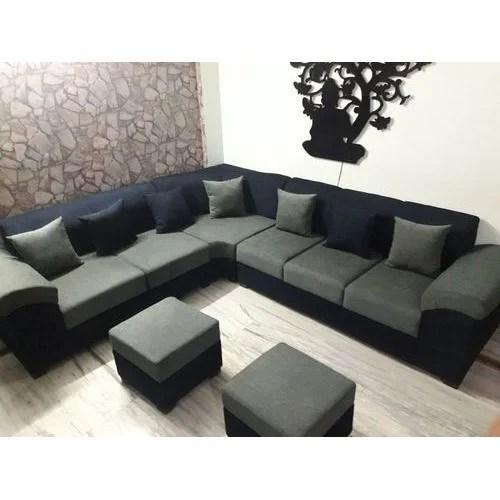 modern l shape sofa set