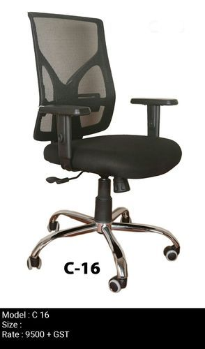 revolving chair gst rate counter chairs amazon heavy duty office c6 rs 9500 piece jetage industries id