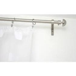 decorative window curtain rod