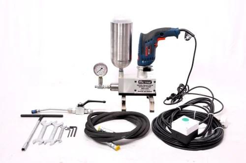 METRO Alloy Polyurethane P U Resin Injection Grout Pump
