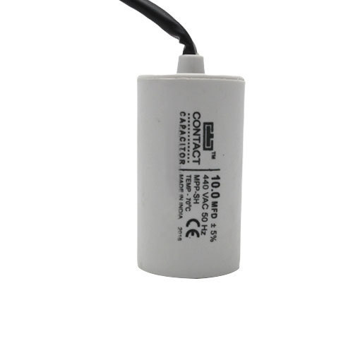 Fan Capacitor Definition