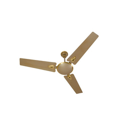Metal Technix Decorative Gold Ceiling Fans