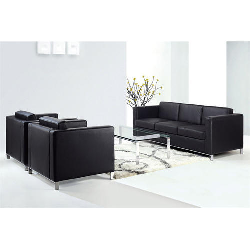 black modern sofa set how much does a good cost office rs 26000 ahuja furnitures id
