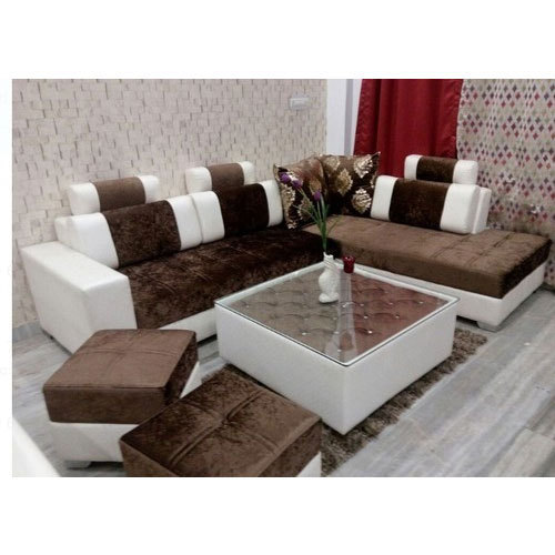 Latest L Shape Sofa Designs For Drawing Room