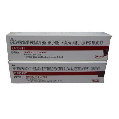 Recombinant Human Erythropoietin Alfa Injection For ...