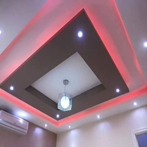 Manufacturer of False Ceiling  Interior Services by