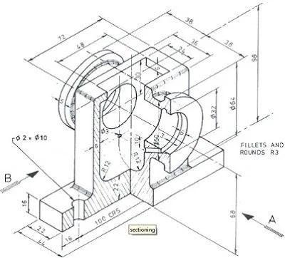 Mechanical Drafting Services, मैकेनिकल ड्राफ्टिंग सर्विस