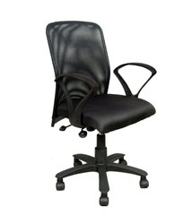 revolving chair rate blue ticking covers at rs 2500 piece chairs id 9060040948 office