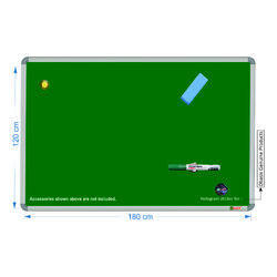 chalk boards smcbg120180 green