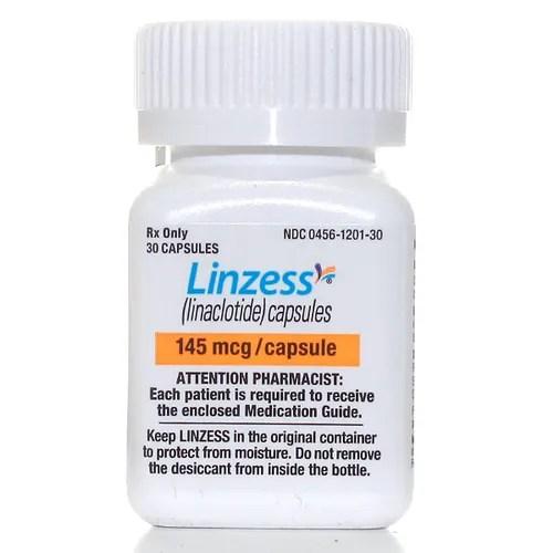 Linzess Linaclotide Capsules Common Disease Medicines ...