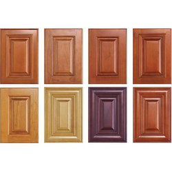 kitchen cabinet door inset cabinets cream standard wooden rs 3500 feet id