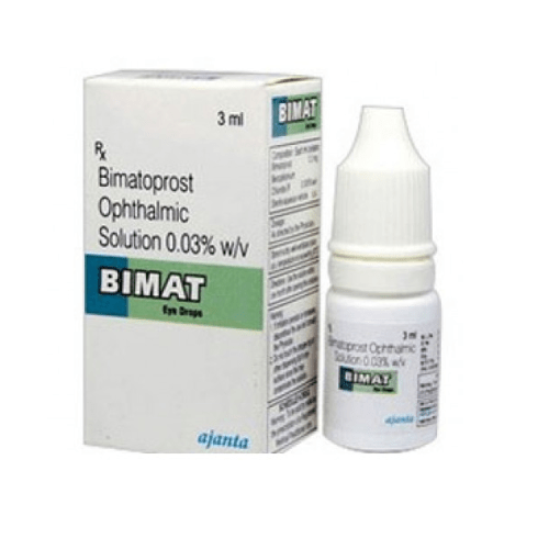 Pharmaceutical Drops  Bimatoprost Ophthalmic Solution 003 Wholesale Trader from New Delhi