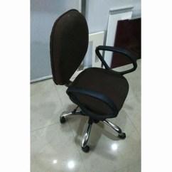 Revolving Chair For Kitchen White Office Staples Polyester Black Rs 2500 Piece Apple Modular