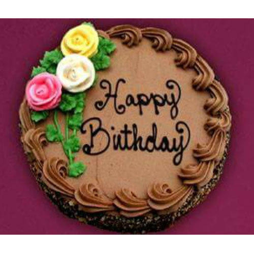 Chocolate Birthday Cake At Rs 550 Kilogram Chocolate Cake Id